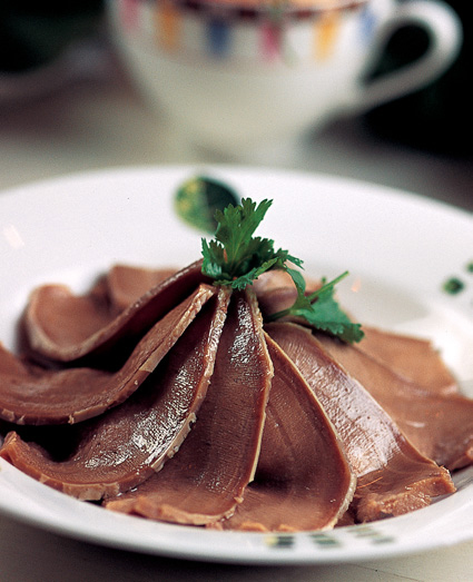 Pork Tongue Slices